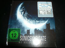 Sonic Syndicate We Rule The Night Limited Digipak CD DVD Edition - New