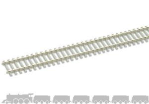 OO-HO-Flexitrack-Concrete-sleeper-track-nickel-silver-rail-Peco-SL-102-914mm