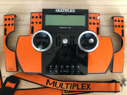 Multiplex Profi TX Sender Schutzfolien