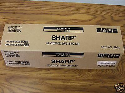 SF2020 Toner for SHARP SF2116