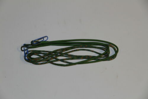 Barn Burner personnalisée-Ours motif composé 6 String Noir//Vert//Orange