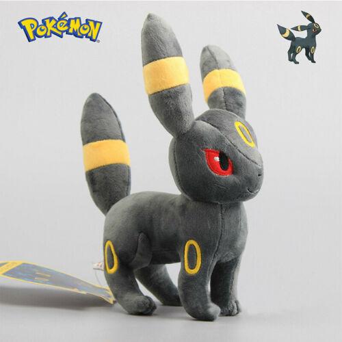 Pokemon Plush Doll Leafeon Glaceon Eevee Umbreon Espeon Vaporeon Soft Plush Toy