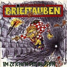 ABSTÜRZENDE BRIEFTAUBEN - IM ZEICHEN DES BLÖDEN CD (1989) HANNOVER FUN-PUNK