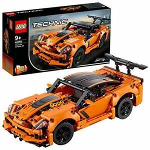 Lego-42093-Technic-Chevrolet-Corvette-ZR1-coche-de-carreras-2-en-1-Hot-Rod-coche-de-juguete
