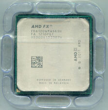 AMD FX-6100 FD6100WMW6KGU 3.3 to 3.9 GHz 6-core socket AM3+ CPU 95W Zambezi