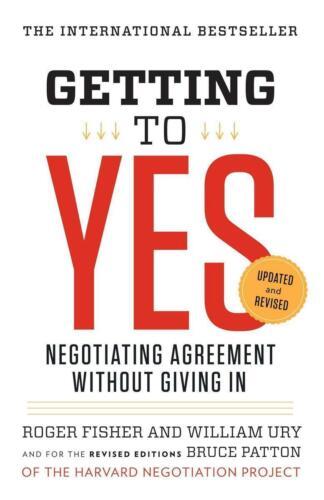 1 von 1 - Getting to Yes von Roger Fisher und William L. Ury (2011, Taschenbuch)