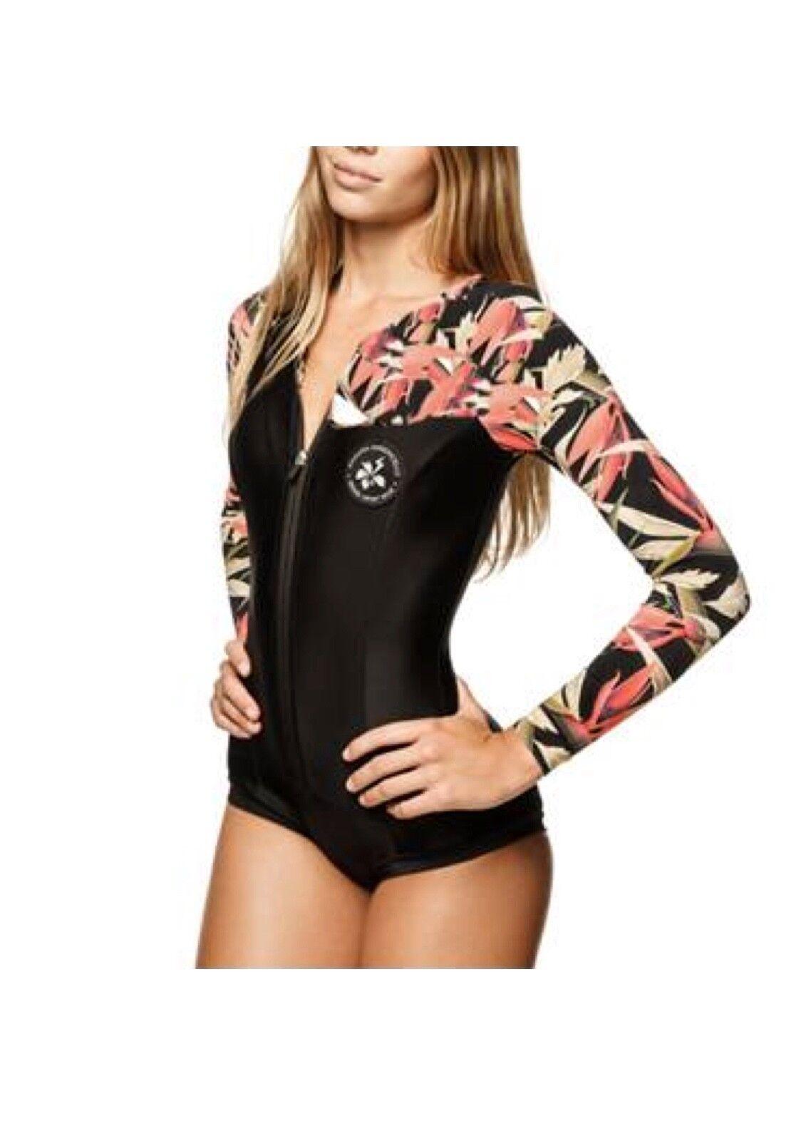 Long Sleeved Lycra Swimsuit UV Predected