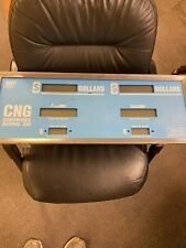 Tulsa Gas Technology Cng Dispenser Display Panel