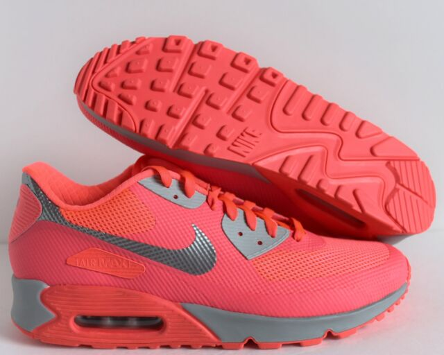 info for 7e2f3 64007 NIKE AIR MAX 90 HYP HYPERFUSE ID PINK-GREY-SILVER SZ 11.5  653603