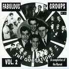Fabulous Groups, Vol. 2 by Various Artists (CD, Feb-1996, Regency Music)