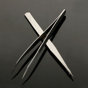 Professional-Durable-Precision-Tweezers-Set-Stainless-Steel-Non-Magnetic-Elegant
