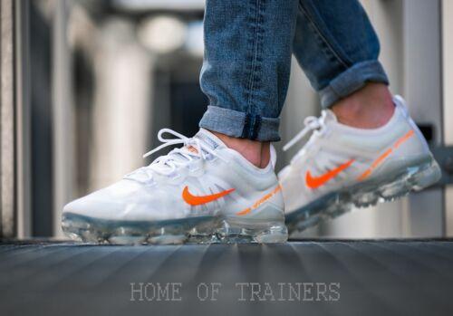 le taglieeac5d28c1f1511d513db14f24eb56870 Scarpe ginnastica Nike Orange Tutte Grey da Uomo Air Vapormax 2019 Cool White Total qSUpMzV