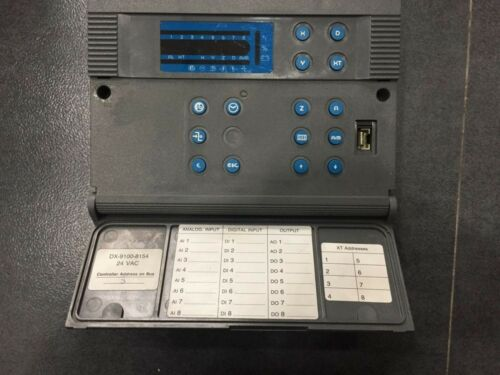 J ohnson Controls DX-9100-8154 USED 1PCS