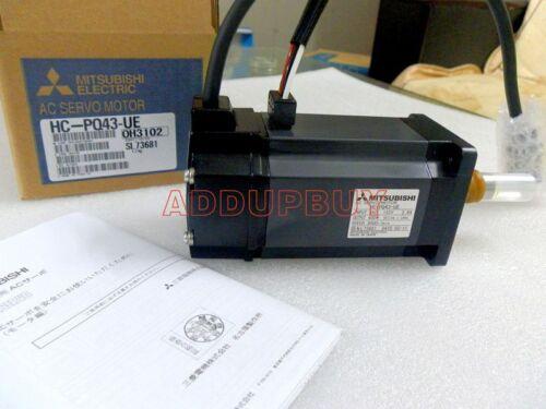 ONE Mitsubishi HC-PQ43-UE Servo Motor New VIA DHL