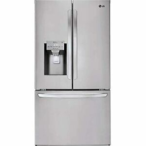 LG LFXS26973S 26 Cu. Ft. Stainless French Door Refrigerator