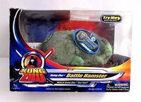 Kung Zhu Battle Hamster Special Forces Rivet Green Makes Sounds 88005