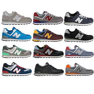 New-Balance-ML-574-ML574-Herren-Sneaker-Freizeitschuhe-Turnschuhe-Halbschuhe