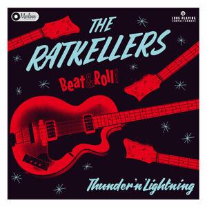 THE-RATKELLERS-Thunder-039-N-039-Lightning-vinyl-LP-garage-punk-beat-Headless-Horsemen