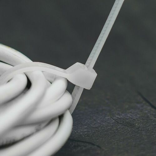 Serre-câbles 2,2x100mm neutre blanc Bradas 2746 100stk