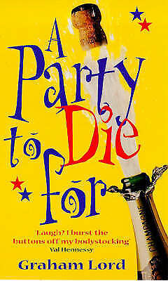 1 of 1 - A Party To Die For, Lord, Graham, New Book