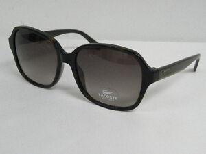 Lacoste L735S 214 Havana Brown Butterfly MSRP  120 Sunglasses L 735 ... 402fe3fb80