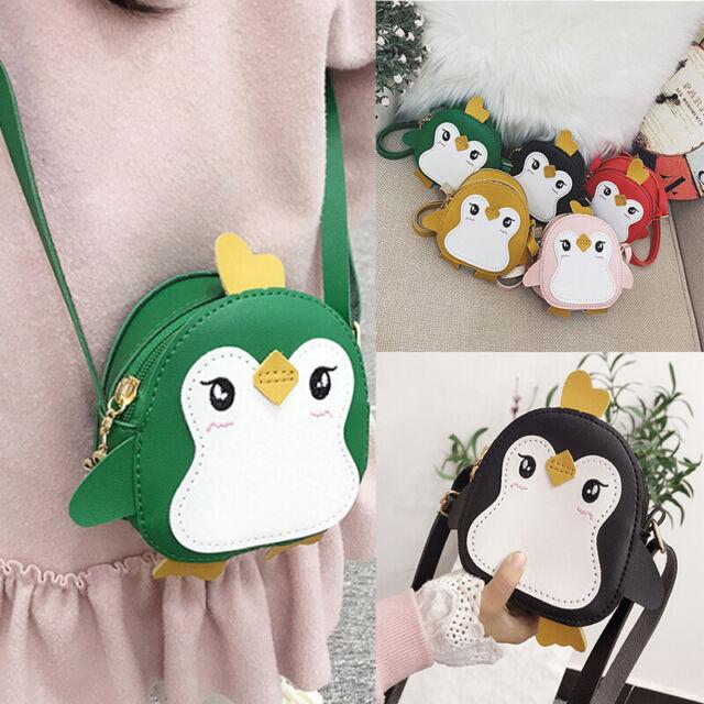 Kids Toddler Cartoon Plush Mini Backpack Schoolbag Rucksack Small Shoulder Bags