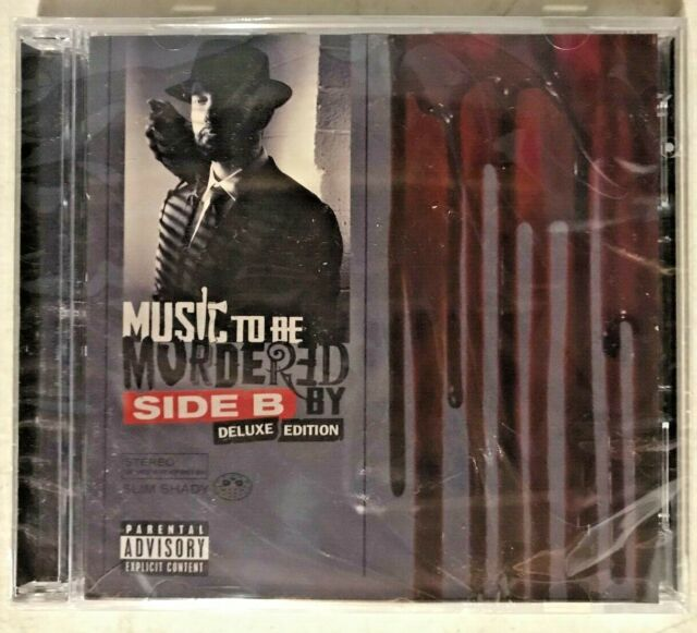 Eminem, Slim Shady – Music To Be Murdered By (Side B) [2021, CD, Deluxe Edition]