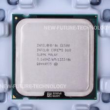 Intel Core 2 Duo E8500 (EU80570PJ0876M) SLAPK SLB9K CPU 1333/3.16 GHz LGA 775
