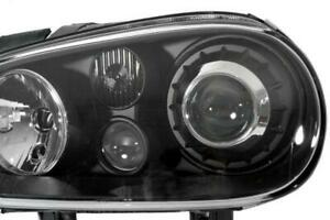 VW-Golf-Mk4-Black-inner-R32-Look-Projector-Headlights-with-Fogs-1-pair