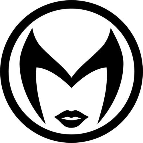 Scarlet Witch Emblem Vinyl Car Window Laptop Decal Sticker