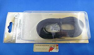 DSL-ISDN-Telefon-PC-oder-Zusatzgeraete-Anschlusskabel-6m-RJ45-zu-RJ-45-66176