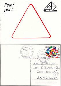 1995-NORWEGIAN-POLAR-POST-COLOUR-POSTCARD-PU-ALESUND-SEAL