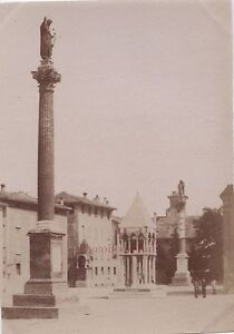 Italia Bologna Vintage Albumina Ca 1870