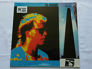 Ed-MANN-Get-up-GERMANY-Orig-LP-CMP-Records-1988-ex-ZAPPA-Still-SEALED