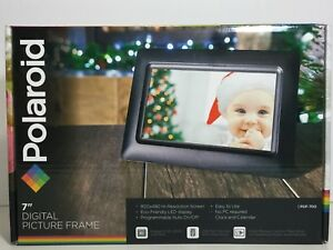 Polaroid 7 Digital Picture Frame Pdf 700 852798001772 Ebay