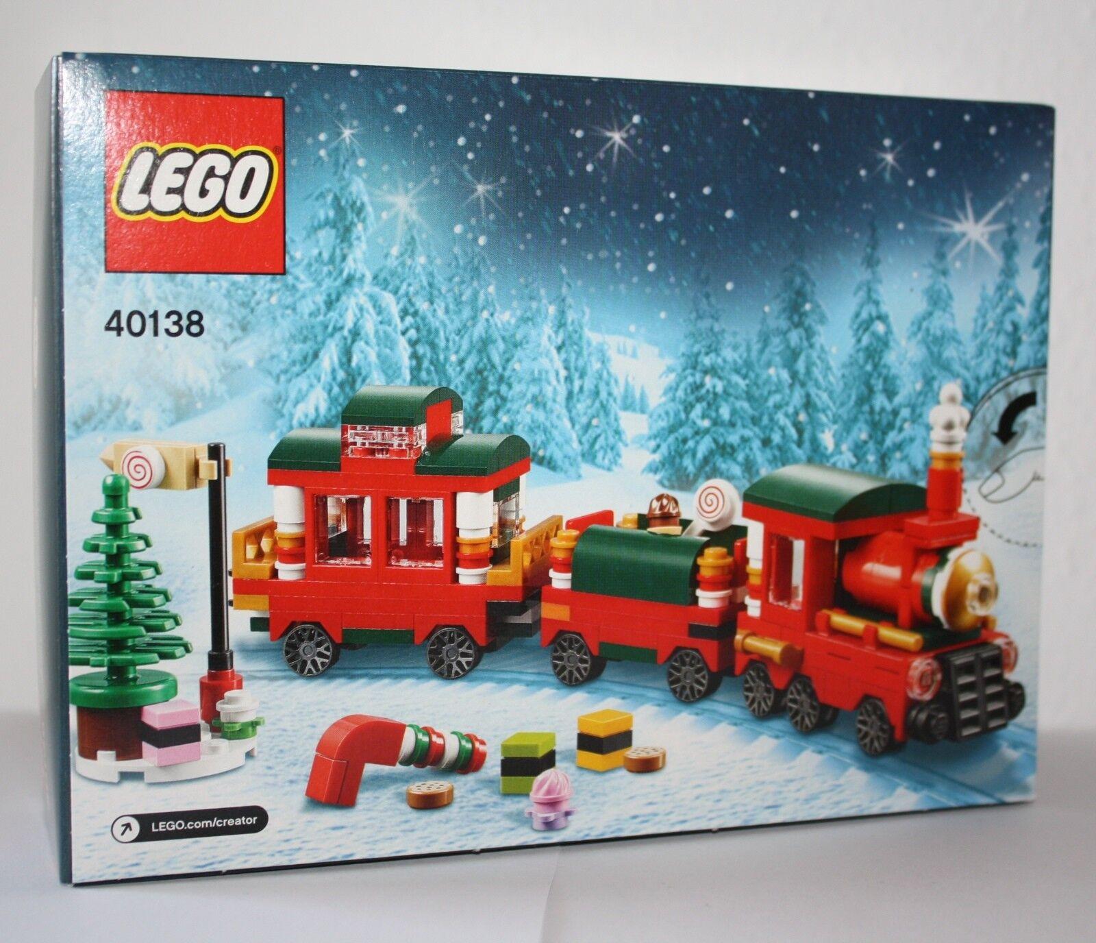 LEGO® CREATOR 40138 Weihnachtszug   Neu & OVP