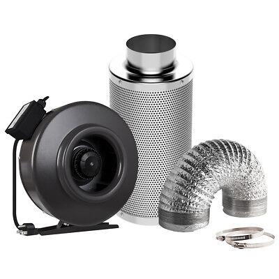Vivosun 4 Quot 6 Quot 8 Quot Inch Inline Duct Fan Air Carbon Filter
