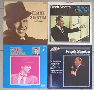 Schallplattensammlung Frank Sinatra 8 LPs: Strangers In The Night, Thats Life...