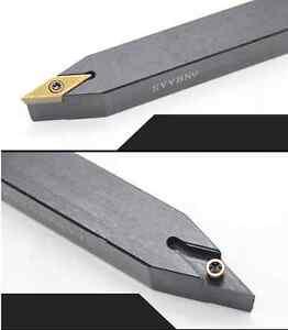 SVVBN2020K16(20×125mm)Lathe Tool HOLDER 72.5° for VBMT160408//04//12 Insert CNC