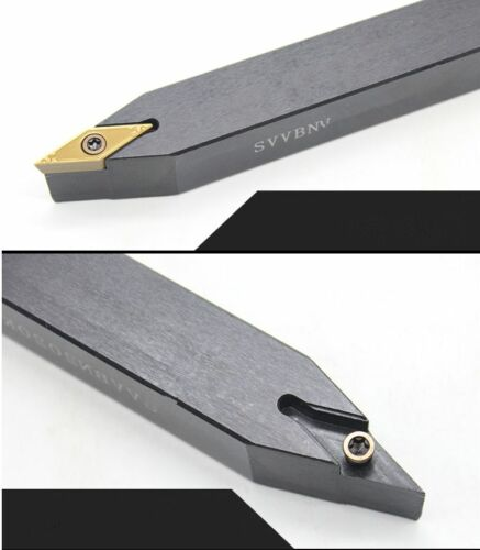 SVVBN2525M16 25×150mm Lathe tool HOLDER 72.5° for VBMT160408.04//12