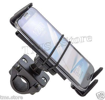 Motorcycle//Bicycle//Bike FAT Handlebar Smart-Phone Smartphone Cell Mount SM532