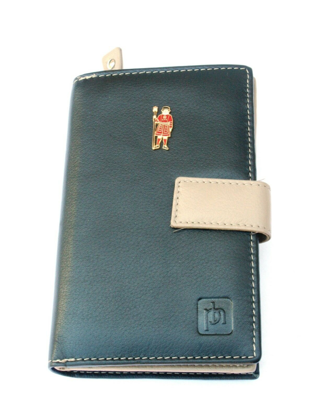 Beefeater Design Leather Purse with Zipped Pocket RFID Safe Women's Gift 031