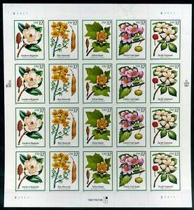 USA-Folienbogen-MiNr-2938-42-postfrisch-MNH-Pflanzen-Blueten-GF15096