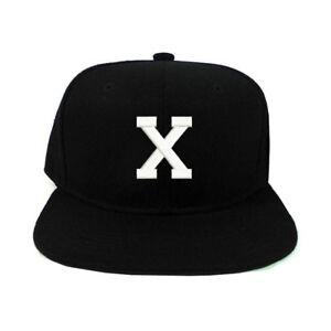 530c25b2403 Image is loading Malcolm-X-Snapback-Snap-Back-Cap-Hat-Baseball-