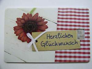 Cofres, valcambi, tarjeta de regalo, motivo: enhorabuena, # 03