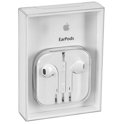 CUFFIE AURICOLARI APPLE ORIGINALI EARPODS BLISTER MD827ZM/B IPHONE 5 5C 5S 6 6S