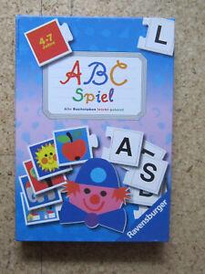 Spiel Das ABC ABC Alle Buchstaben leicht gelernt.