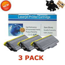 3 PACK TN360 Toner for Brother TN360 HL-2140, HL-2150N, HL-2170W MFC-7440N TN330