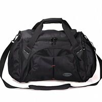 Zebella Mens Large Holdall Gym Sports Bag Sports School Travel Luggage Duffle...