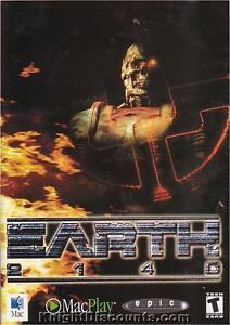 EARTH-2140-Strategy-MAC-Play-Game-NEW-in-Box-Macintosh